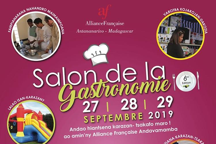 Salon de la gastronomie 2019